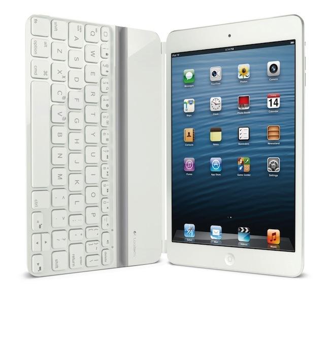 Un bon clavier-coque pour votre iPad mini
