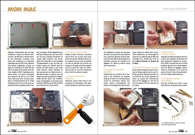 Compétence Mac 29, en kiosque le 30 avril