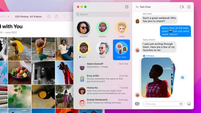 WWDC • Apple annonce macOS 12 Monterey pour l'automne
