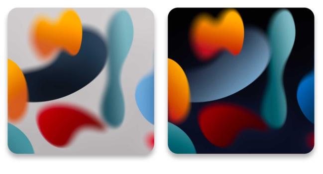 Nouveautés •Profitez dès maintenant des fonds d'écran de macOS Monterey et iOS 15