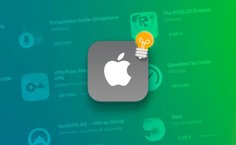 Astuce • Évitez les mots de passe pour acheter dans les boutiques Apple