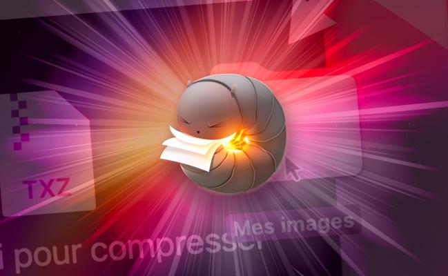 macOS • Compressez et décompressez des fichiers de tous types avec Keka