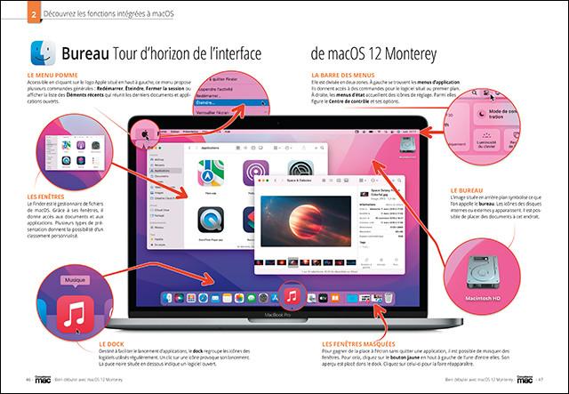 Compétence Mac 74 • macOS 12 Monterey - Bien débuter sur Mac