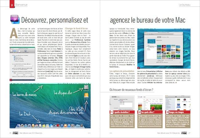 Compétence Mac - Les guides pratiques #5 : Bien débuter sur Mac avec OS X Mavericks
