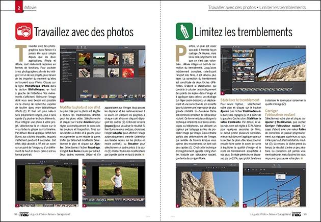 Compétence Mac 34 • Le guide complet : iPhoto, iMovie et GarageBand