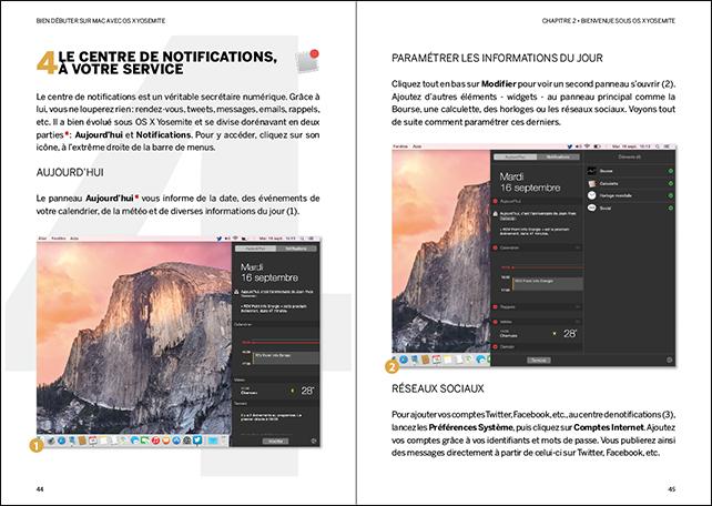 Compétence Mac • OS X Yosemite – Bien débuter sur Mac (ebook)