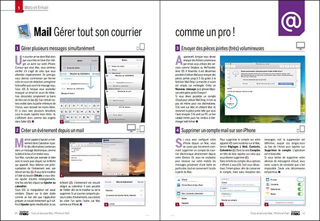 Compétence Mac 40 • Gagnez du temps en 200 trucs et astuces Mac, iPhone, iPad