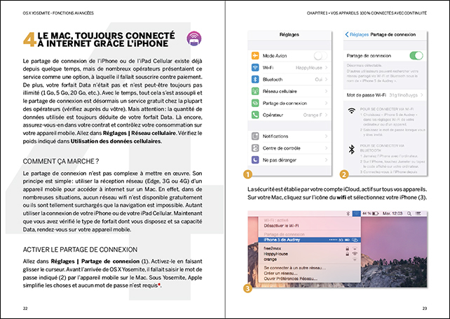 Compétence Mac • OS X Yosemite – Fonctions avancées (ebook)