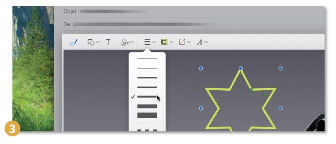 Astuce Mac • Annoter une image dans Mail avec Markup