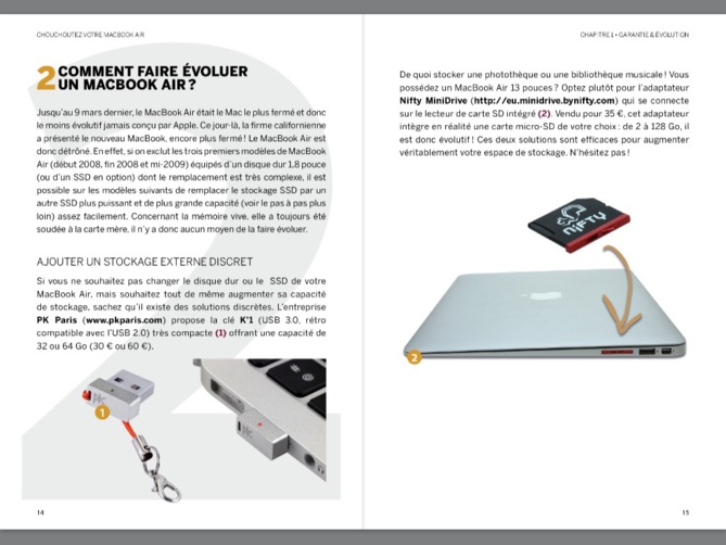 Compétence Mac • Chouchoutez votre MacBook Air (ebook)