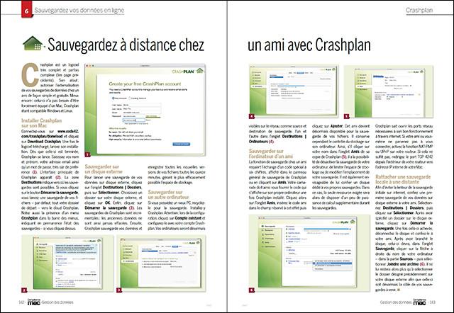 Compétence Mac 47 • Protection, Sauvegarde, Partage : Gérez mieux vos données