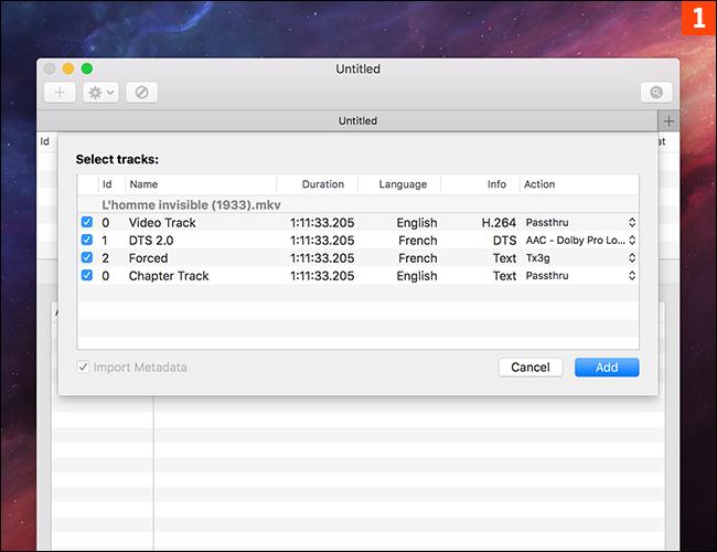 Comment transformer ses vidéos en films pour iTunes ?