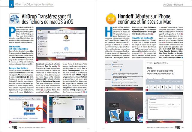 Compétence Mac 50 • Bien débuter sur Mac avec macOS Sierra