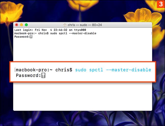 Comment contourner à tous les coups le blocage des applications non identifiées ?