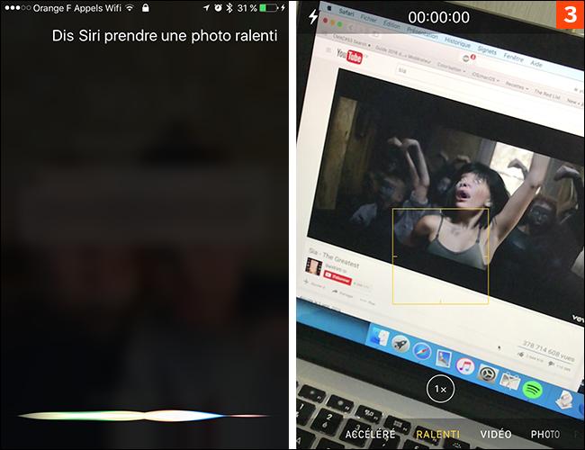 Comment vous faire assister par Siri pour prendre des photos ?