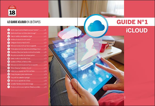Compétence Mac 55 • 4 guides en 1 : iCloud • Pages • iMovie • Mail