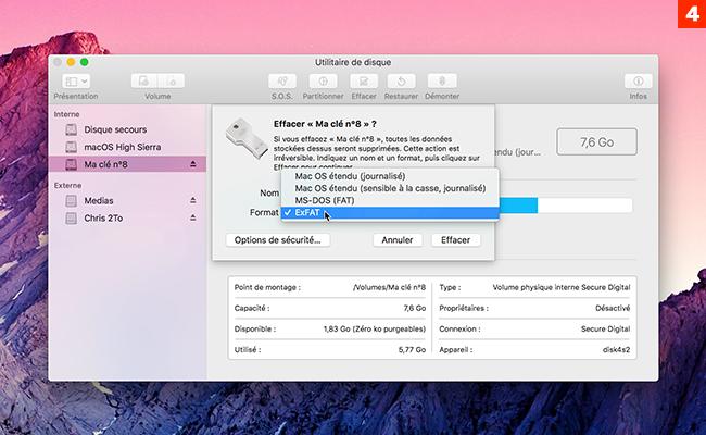 [Stockage] Comment (enfin) bien formater une clé USB?