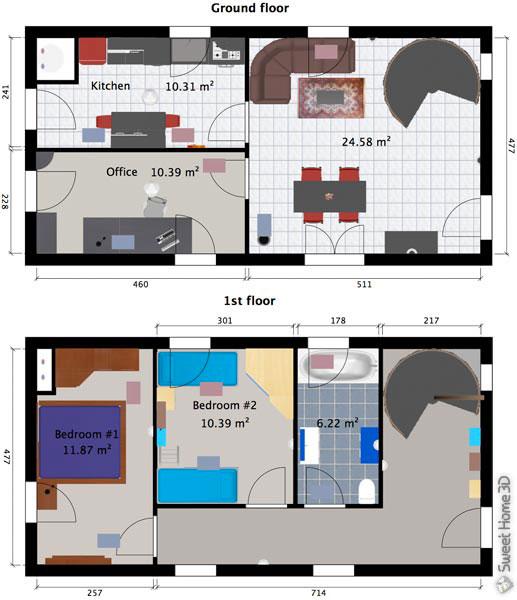 [Concours] Gagnez 10 licences de Sweet Home 3D pour aménager votre intérieur (terminé)