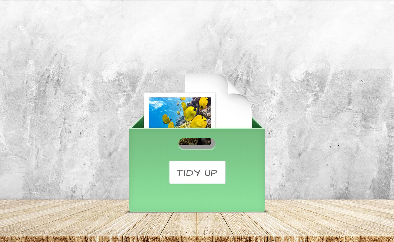 [Concours] Gagnez 10 licences de Tidy Up et faites votre ménage de printemps (terminé)