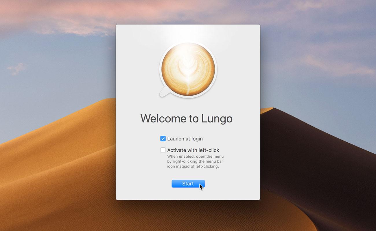 [Concours] Gagnez 10 licences de Lungo et gardez votre Mac éveillé ! (terminé)