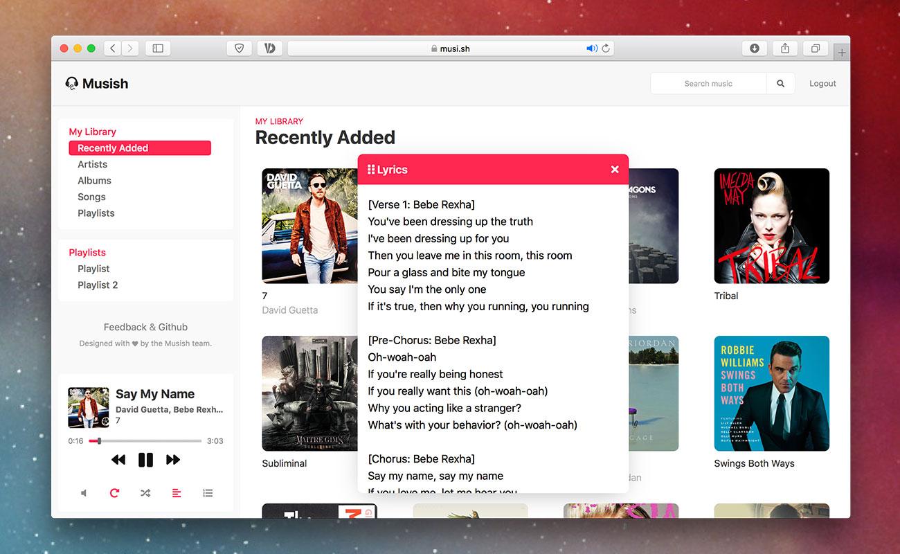 [Musique] Accédez à Apple Music depuis un navigateur