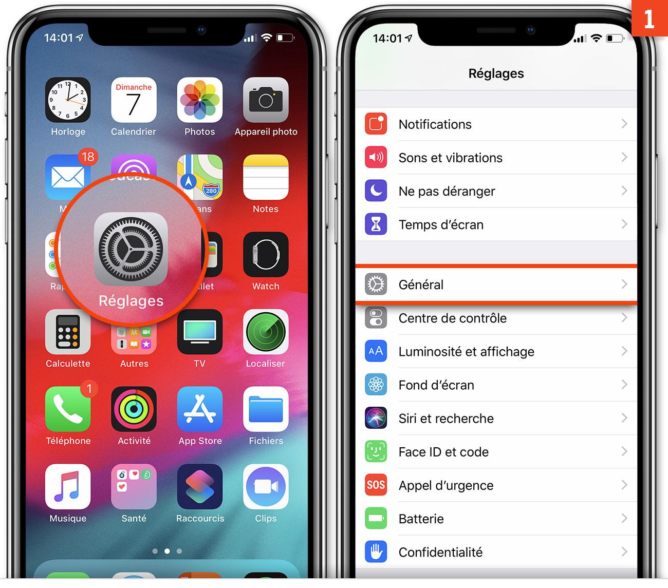 [iOS] Comment vérifier la prise en charge de la garantie de votre iPhone ?