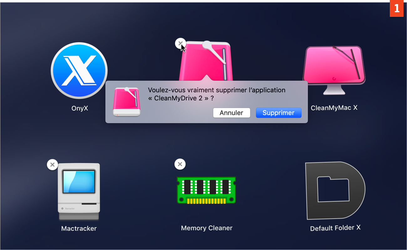 [Applications] Désinstallez les logiciels dont vous ne vous servez plus