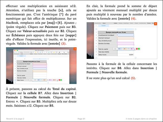 Compétence Mac • Maîtrisez NUMBERS pour Mac (ebook)