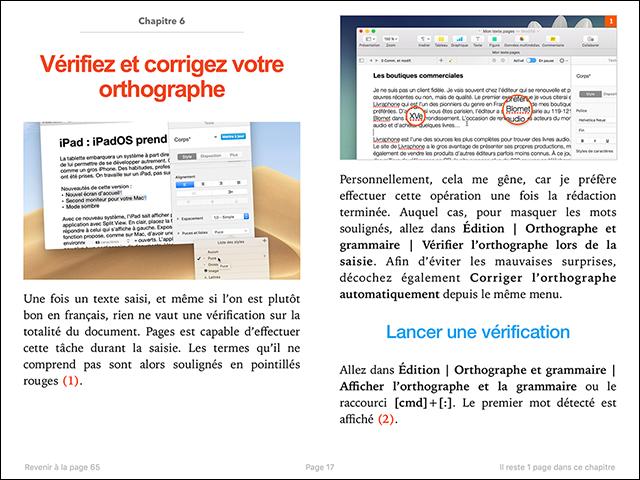 Compétence Mac • Maîtrisez PAGES pour Mac (ebook) MISE À JOUR : 10 vidéos incluses