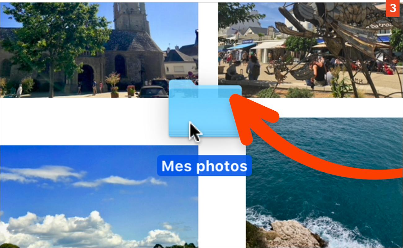 Photos • Triez et modifiez vos images et vidéos