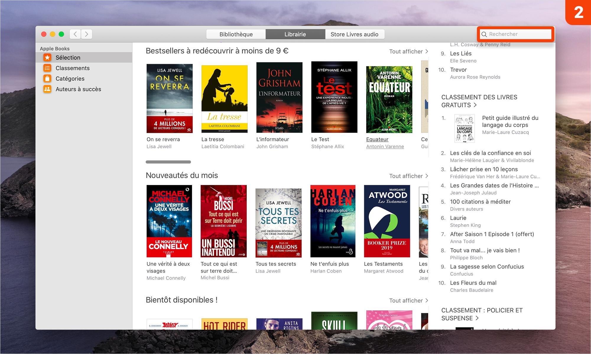 [Ebooks] Comment acheter nos livres depuis un Mac ou un iPhone/iPad