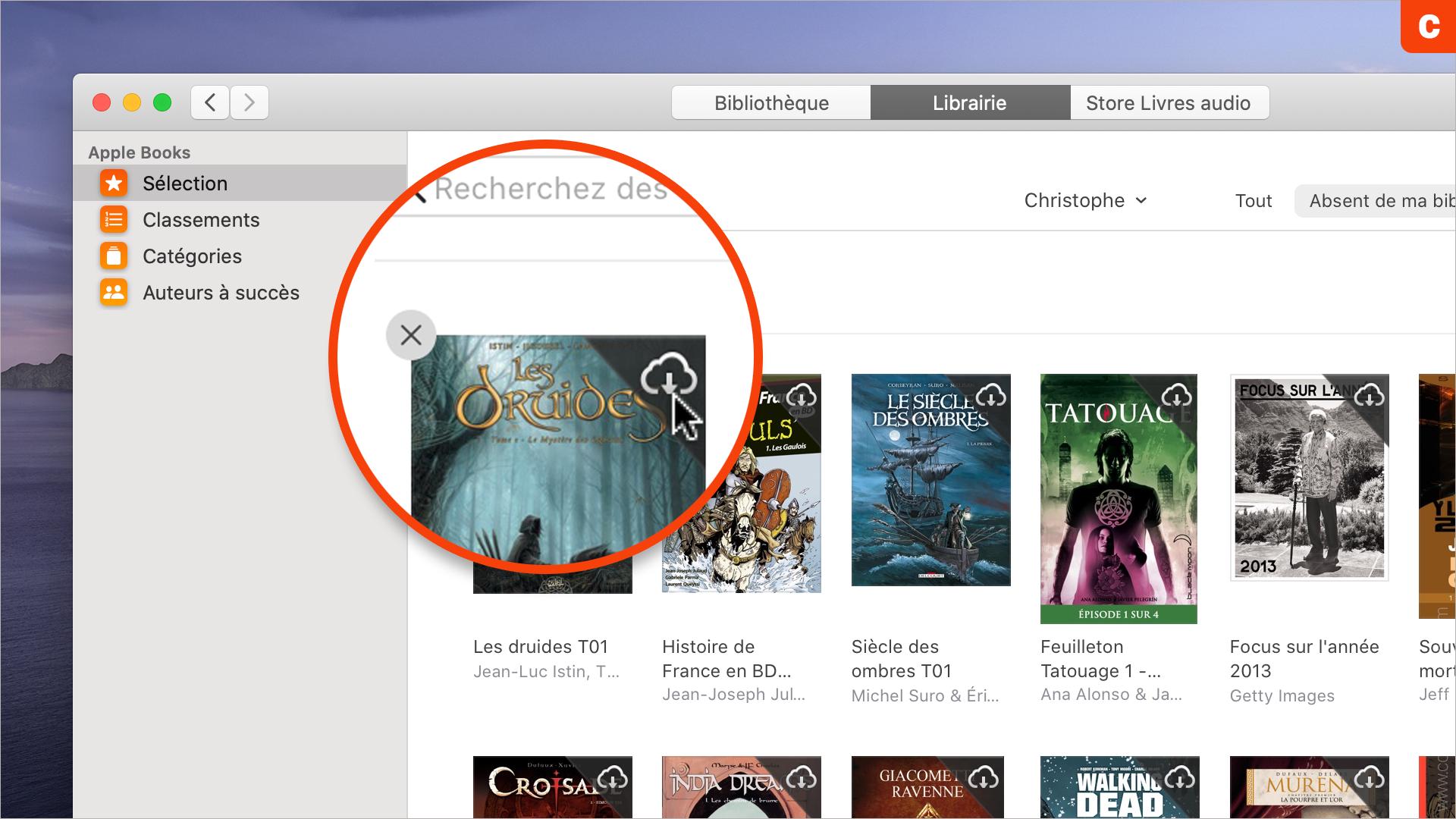Ebooks • Comment acheter nos livres depuis un Mac ou un iPhone/iPad (mis à jour)