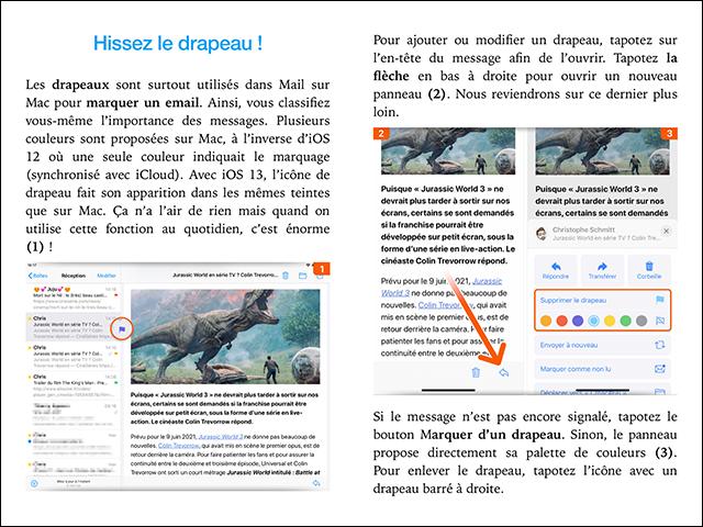 Compétence Mac • iOS 13 : les nouvelles fonctions pour iPhone et iPad (ebook) MISE À JOUR : 13.5 + 10 vidéos incluses