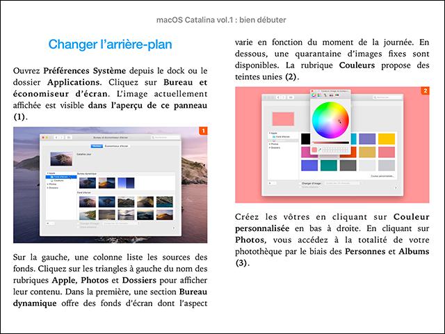 Compétence Mac • macOS Catalina vol.1 - Bien débuter (ebook) MISE À JOUR : 10.15.5