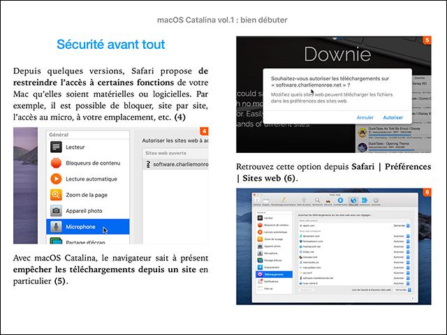 Compétence Mac • macOS Catalina vol.1 - Bien débuter (ebook) MISE À JOUR : 10.15.3