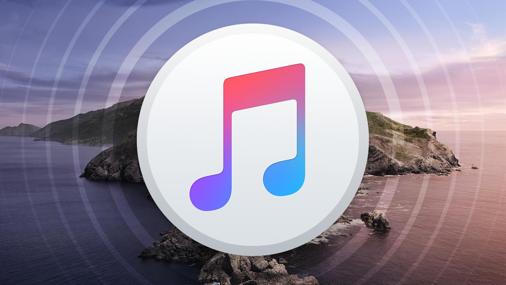 macOS Catalina • Écoutez vos albums avec le nouveau lecteur musical