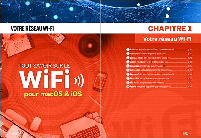 Compétence Mac 67 • Tout savoir sur iCloud + WiFi