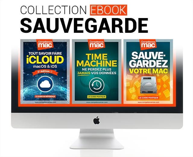 Sauvegarde • 4 ebooks pour ne plus jamais perdre ni vos fichiers ni vos données