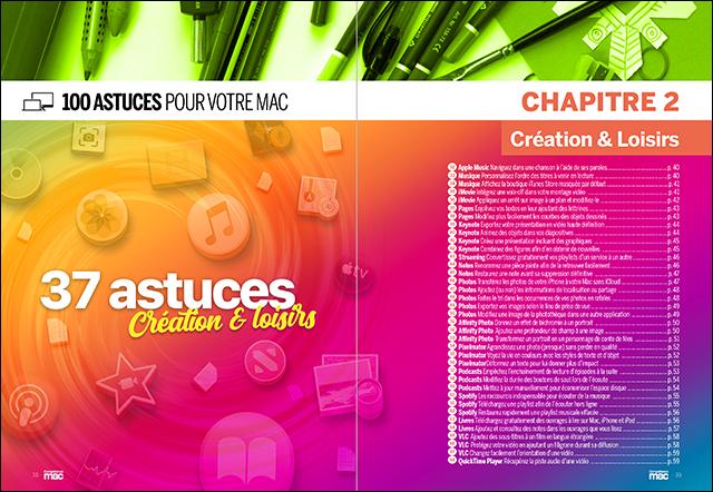 Compétence Mac 69 • 100 astuces Mac - 100 astuces iPhone / iPad