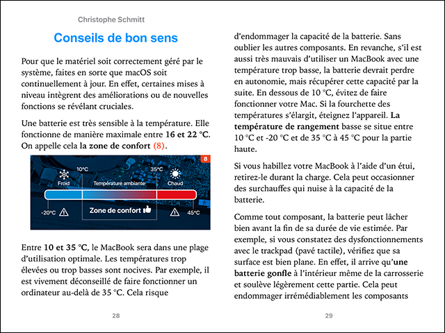 Compétence Mac • Guide Express • Optimisez l'autonomie de tous vos appareils (ebook)