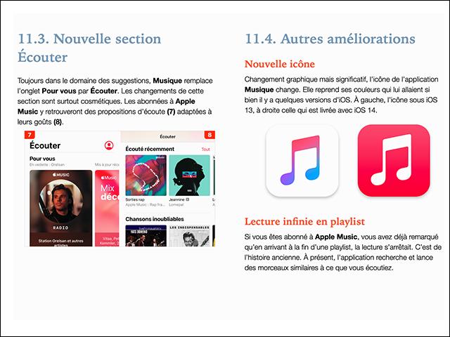 Compétence Mac • iOS 14 : les nouvelles fonctions pour iPhone et iPad (ebook) MISE À JOUR : 14.4 + 20 vidéos incluses