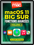 macOS 11 •Contrôlez la musique depuis la barre des menus
