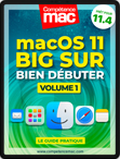 Compétence Mac • macOS 11 Big Sur vol.1 - Bien débuter (ebook)