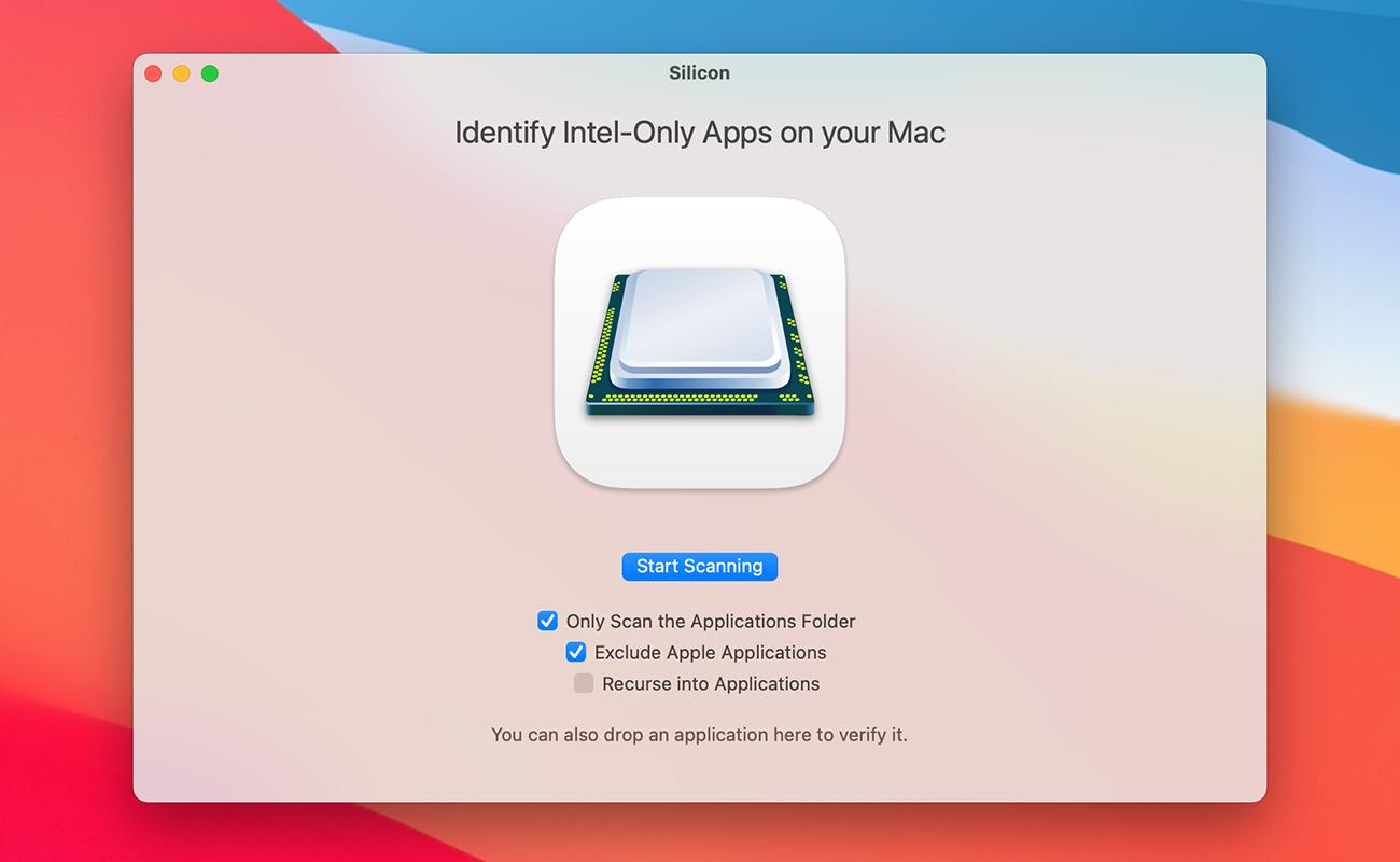Apple Silicon • Un outil gratuit pour déterminer si vos applications sont compatibles
