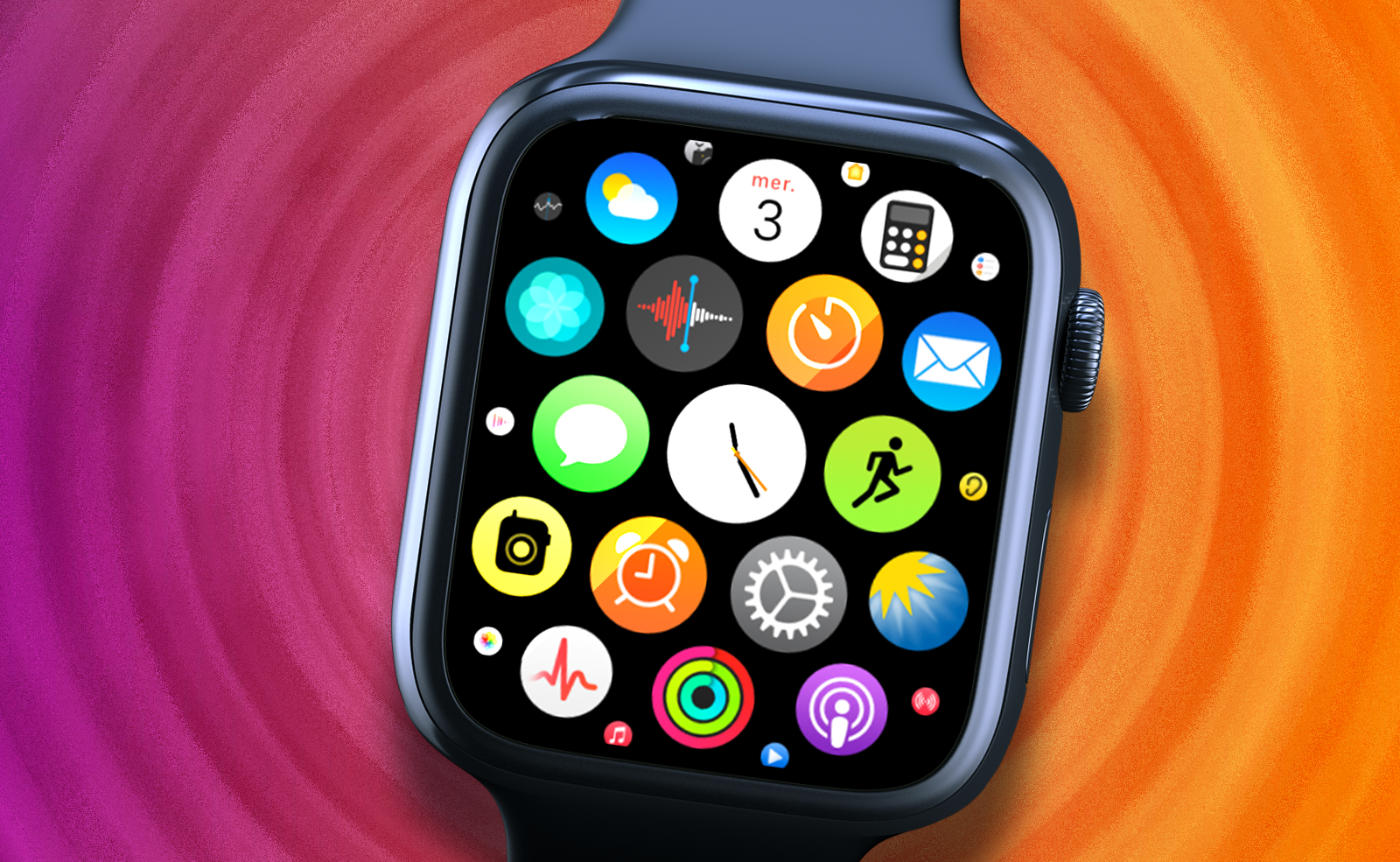 Apple Watch • 3 astuces pour votre montre connectée