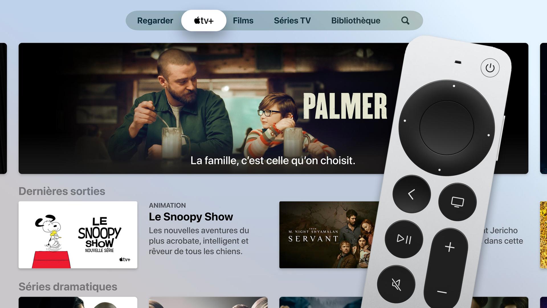 Nouveautés • iPad Pro, AirTags, Apple TV et iPhone