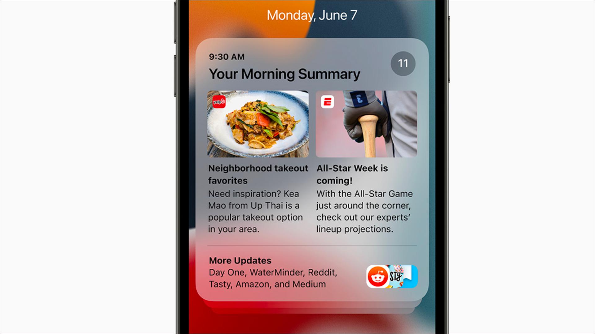 WWDC •iOS 15 et iPadOS 15 en préparation pour la rentrée