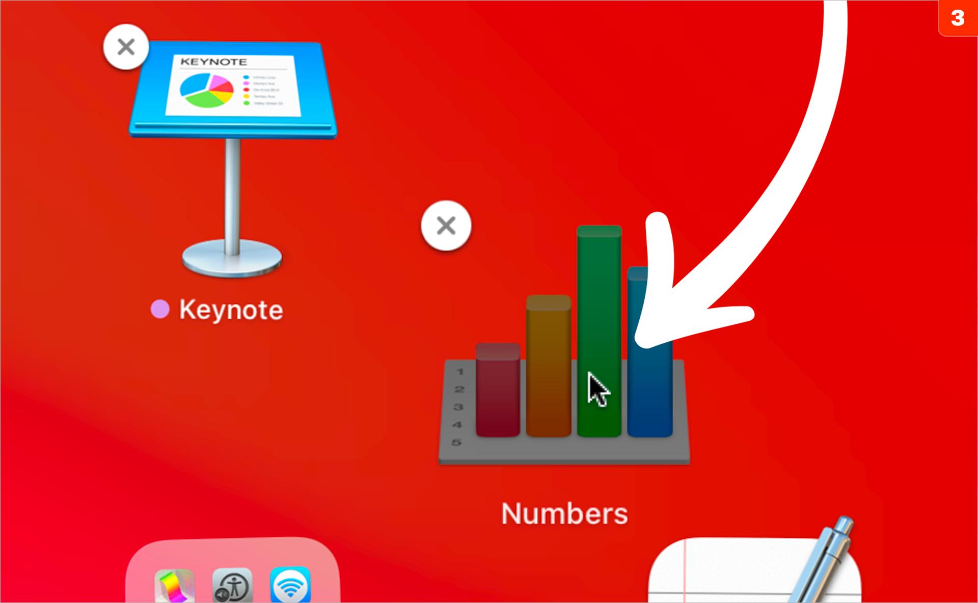 Launchpad • Classez et organisez l'ensemble de vos logiciels