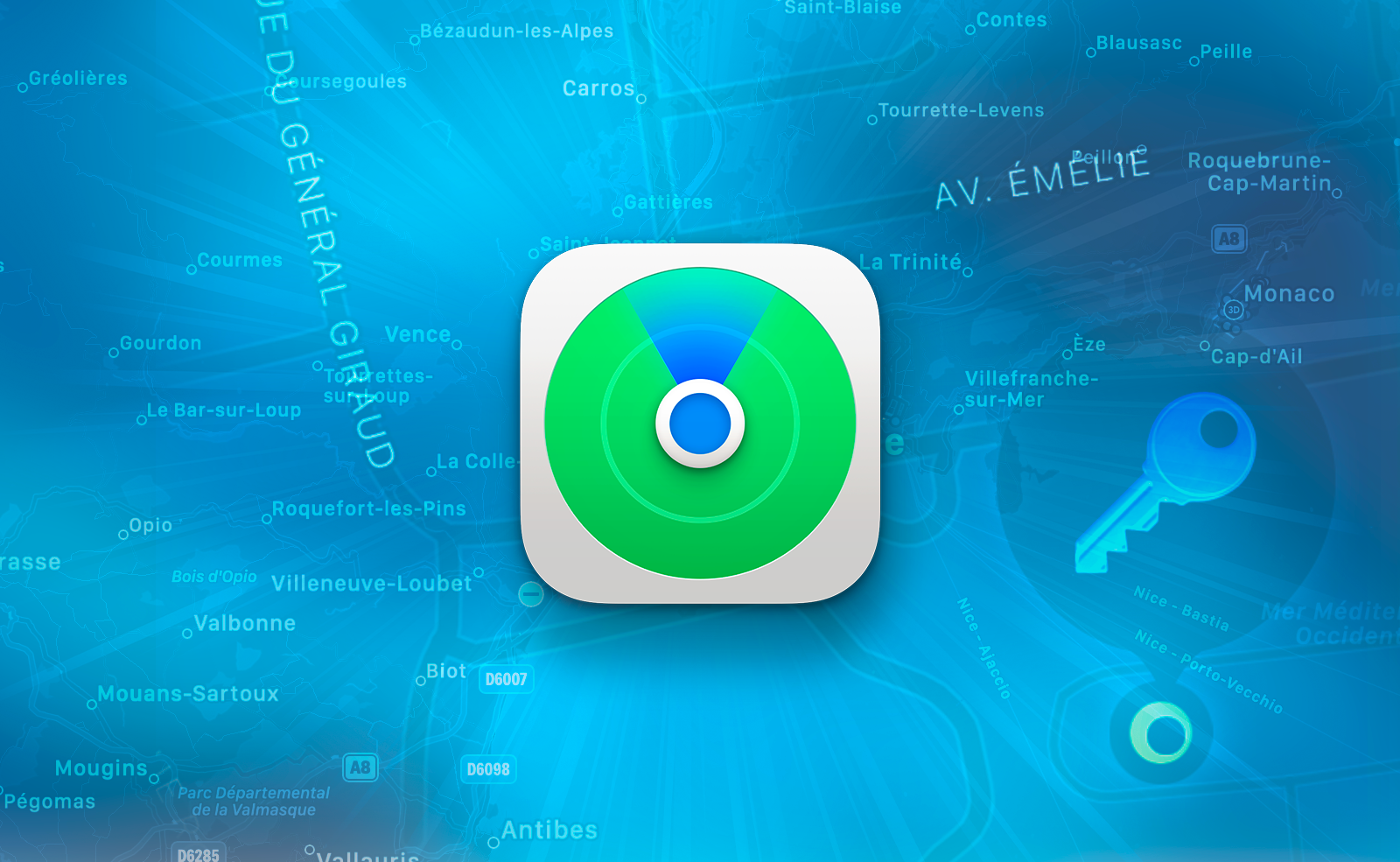 iOS 15 • Restez informé de la perte de vos clés avant même qu'elles ne le soient