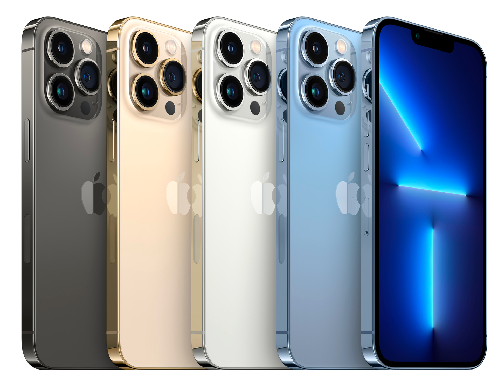 Nouveau • Lancement de la gamme iPhone 13 avec quatre modèles